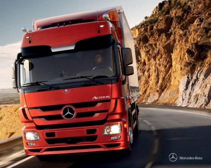 Actros Mercedes Benz