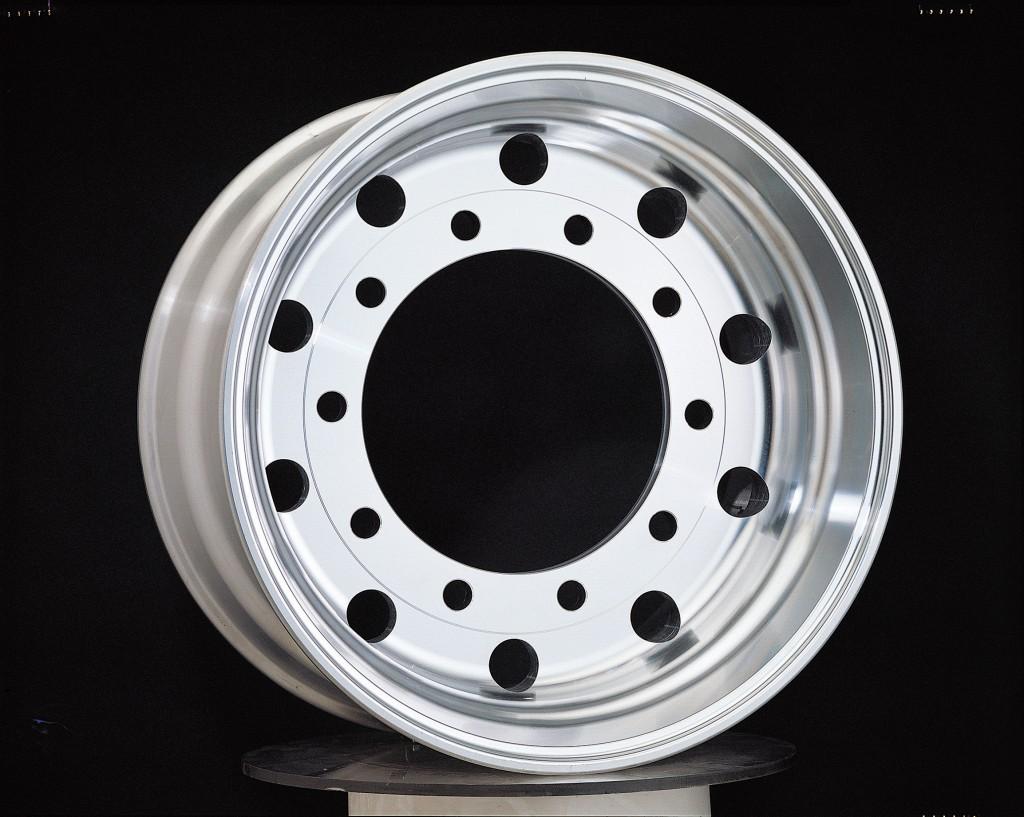 Rodas de aluminio diminuem emissões de gases