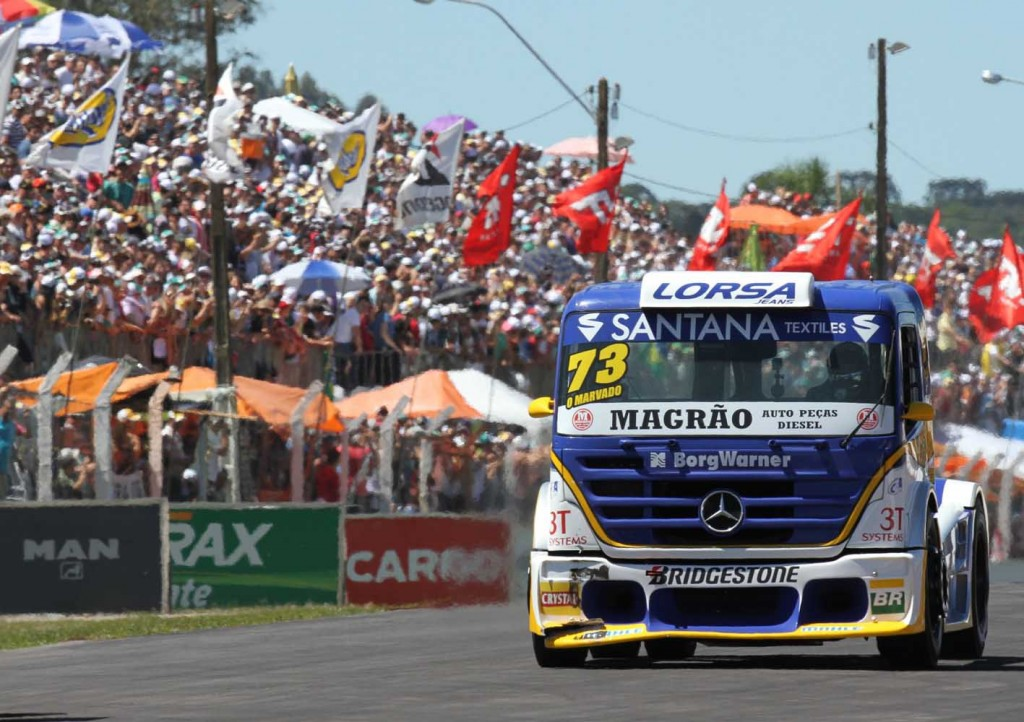 Leandro Totti Fórmula Truck