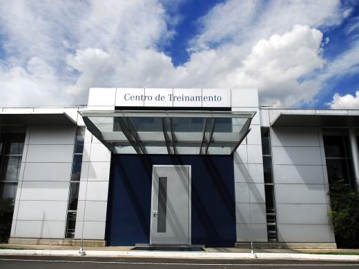 Centro de Treinamento Mercedes-Benz
