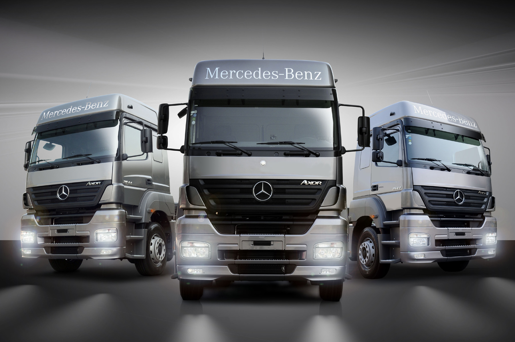 Daimler - Caminhões Mercedes Benz