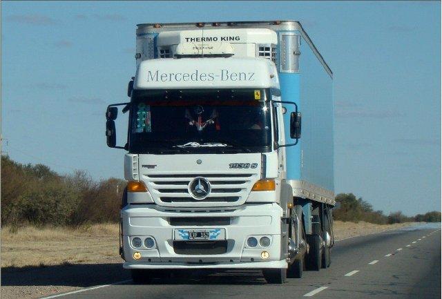 Sinalização diferenciada para caminhões foi aprovada pela Camara