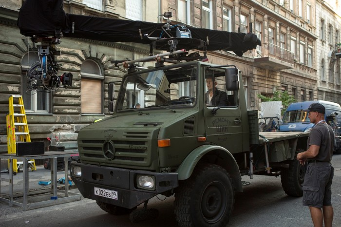 Novo Filme Duro de Matar tem patrocínio da Mercedes-Benz