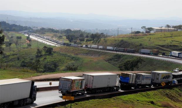 Perigos nas estradas incomodam motoristas