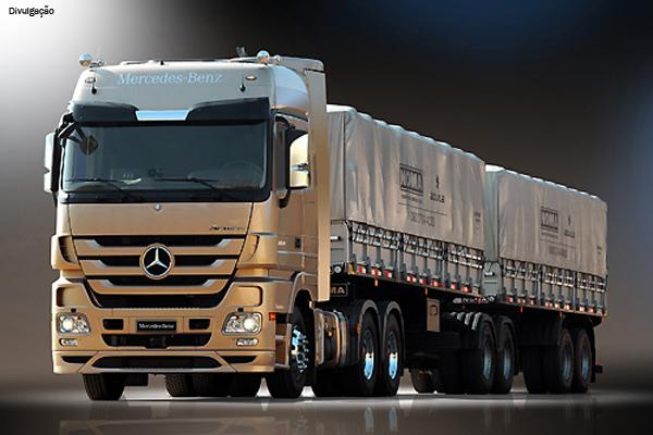 Actros-Mercedes-Benz